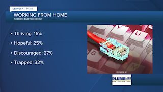 Working from home? Many are suffering burnout