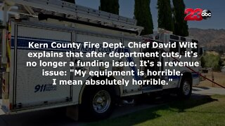 23ABC Interview with Kern County Fire Department Chief David Witt