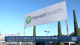 Globe nursing home sees COVID-19 outbreak, 35 infected