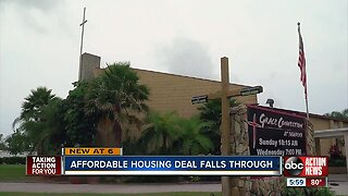 St. Pete affordable housing plan called off after neighborhood opposition