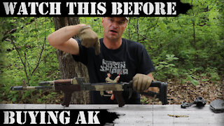Before You Buy AK - Checklist! Must Watch!
