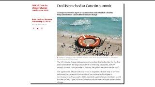 Cancun During A Global Warming Crisis