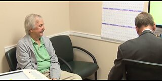 Experimental drug helping Las Vegas cancer patient