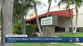 Boca Raton considers loan program to aid small businesses