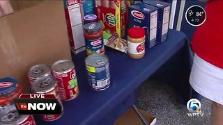 All-day food drive Friday in Stuart