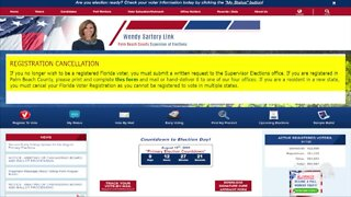 Palm Beach County elections supervisor 'anxious' for new tool to help fight fraud