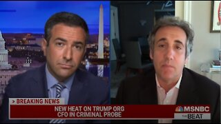 It's Going To Happen': Trump's Ex-Lawyer Says Indictment Coming-1585