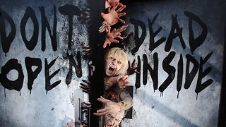Kids Are Crazy For AMC's 'The Walking Dead'