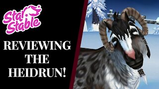Reviewing The: HEIDRUN! Star Stable Quinn Ponylord