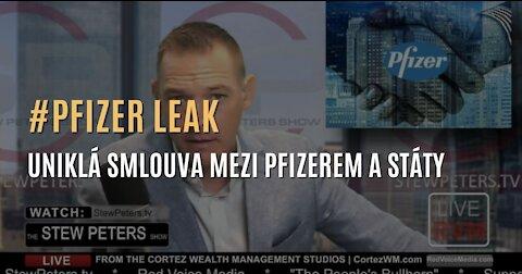 Unikla smlouva, kterou Pfizer podepisuje se státy - alarmující znění (#PfizerLeak)