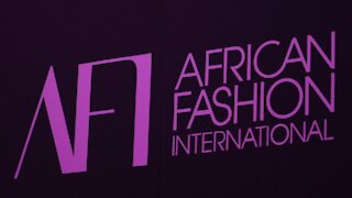 SOUTH AFRICA - Cape Town - African Fashion International - Prive Show (Video) (yzL)