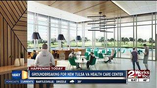 Construction to begin on new Tulsa VA health care center