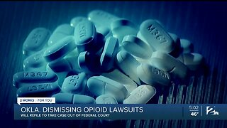Oklahoma Attorney General Dismisses Opioid Lawsuits, Plans To Refile New Cases