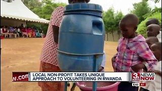 Local nonprofit takes unique approach to volunteering in Rwanda