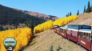 Discover Colorado: All aboard for a beautiful ride in Leadville