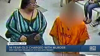 14-year-old Valley boy charged with murder