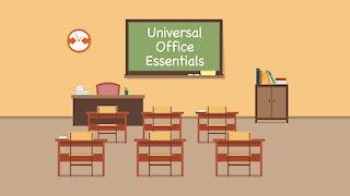 Universal Office Essentials
