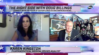 The Right Side with Doug Billings - July 20, 2021