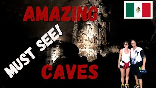 Ep 61- A Natural Wonder of Mexico: The Cacahuamilpa Caverns