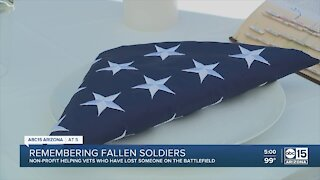 Memorial Day: Group focuses on therapy to veterans