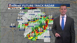 Tracking Severe Weather
