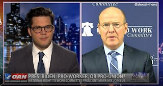 After Hours - OANN Working Class with Mark Mix