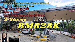 property malaysia Mont Callista 3-Storey Semi-D For Sale Freehold / International Lot