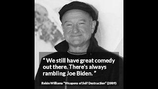 Robin Williams on Rambling Joe Biden in 2009