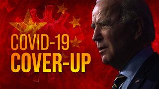 Biden Admin Caught Covering Up MAJOR COVID-19 Investigation