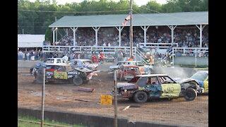 Demolition Derby 2004