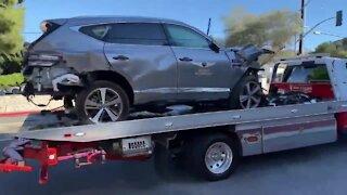 Local golf writer reacts to Tiger Woods' car crash