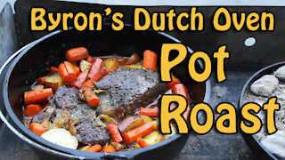 Byron's Dutch Oven Pot Roast