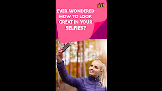 How To Click A Perfect Selfie ?