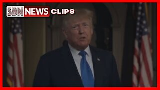President Donald Trump Addresses Americans After a Terror Attack at Kabul Airport - 3277