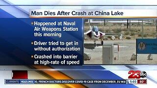 China Lake deadly crash