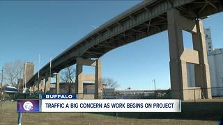 Skyway construction will impact drivers