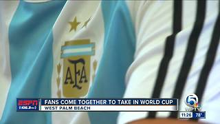 Al Pan Pan hosting World Cup Watch Party