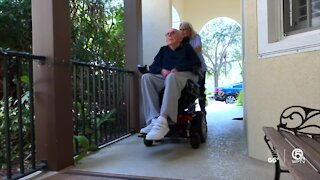 Homebound seniors have difficulty getting access to COVID-19 vaccine