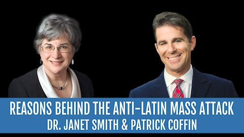 #241: Why Was the Latin Mass Really Attacked? —Dr. Janet Smith