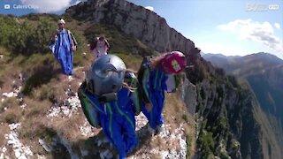 Adrenalina infinita: una vista a 360º sul Lago di Garda!