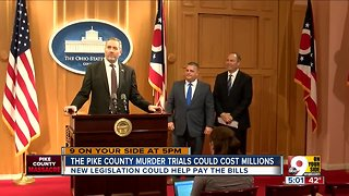 Pike County murder trials could cost millions