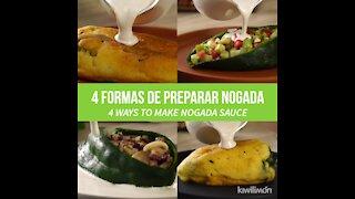 4 Nogada Recipes