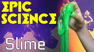 Stuff to Blow Your MInd: Epic Science: Slime