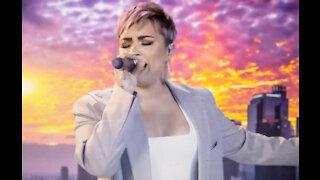 "Demi Lovato feels ""proud"" to identify as non-binary."