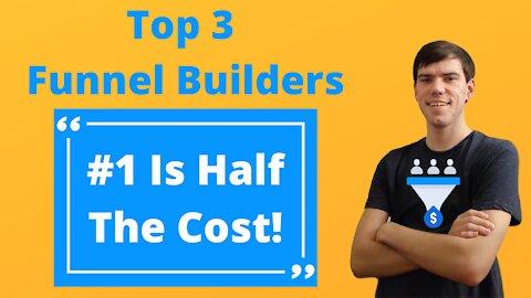 3 Best Sales Funnel Builder Software Revealed!