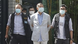 Hong Kong Media Tycoon Arrested Under National Security Law