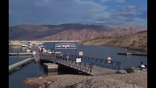 Park service: woman assaulted at Lake Mead