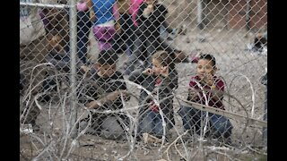 Record Setting Number Of Migrant Children Being Detained In 'Jail-Like' Facilities