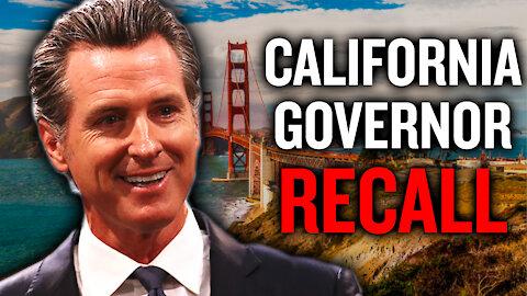 Will California's Governor Gavin Newsom Face a Recall? | Anne Dunsmore