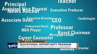 50-year-old Marquette program helps fulfill dream for students